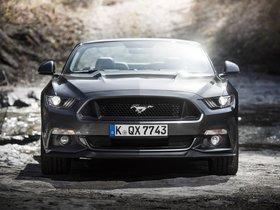 Ver foto 18 de Ford Mustang GT Convertible Europa 2015