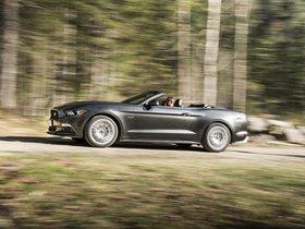 Ver foto 17 de Ford Mustang GT Convertible Europa 2015