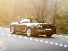 Ver foto 15 de Ford Mustang GT Convertible Europa 2015