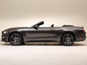 Fotos de Ford Mustang GT Convertible 2014