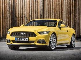 Ver foto 21 de Ford Mustang GT Europa 2015