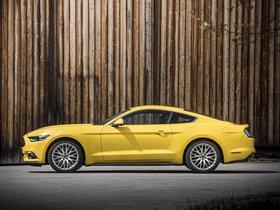 Ver foto 20 de Ford Mustang GT Europa 2015