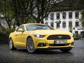 Ver foto 18 de Ford Mustang GT Europa 2015