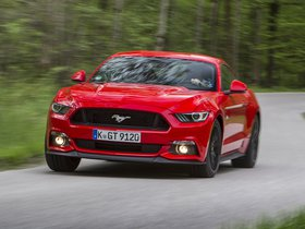 Ver foto 14 de Ford Mustang GT Europa 2015