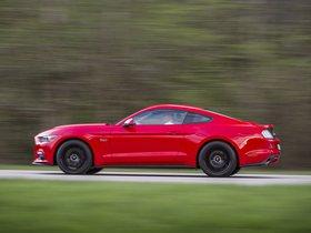 Ver foto 10 de Ford Mustang GT Europa 2015