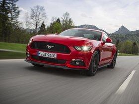 Ver foto 9 de Ford Mustang GT Europa 2015