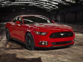 Ver foto 2 de Ford Mustang GT Europa 2015