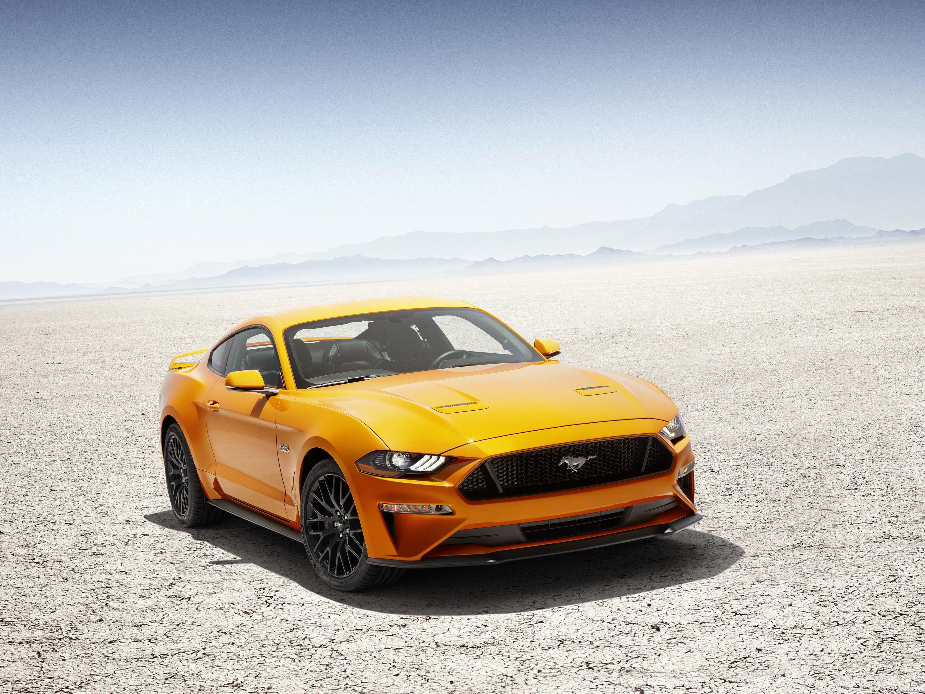 Foto de FORD Mustang
