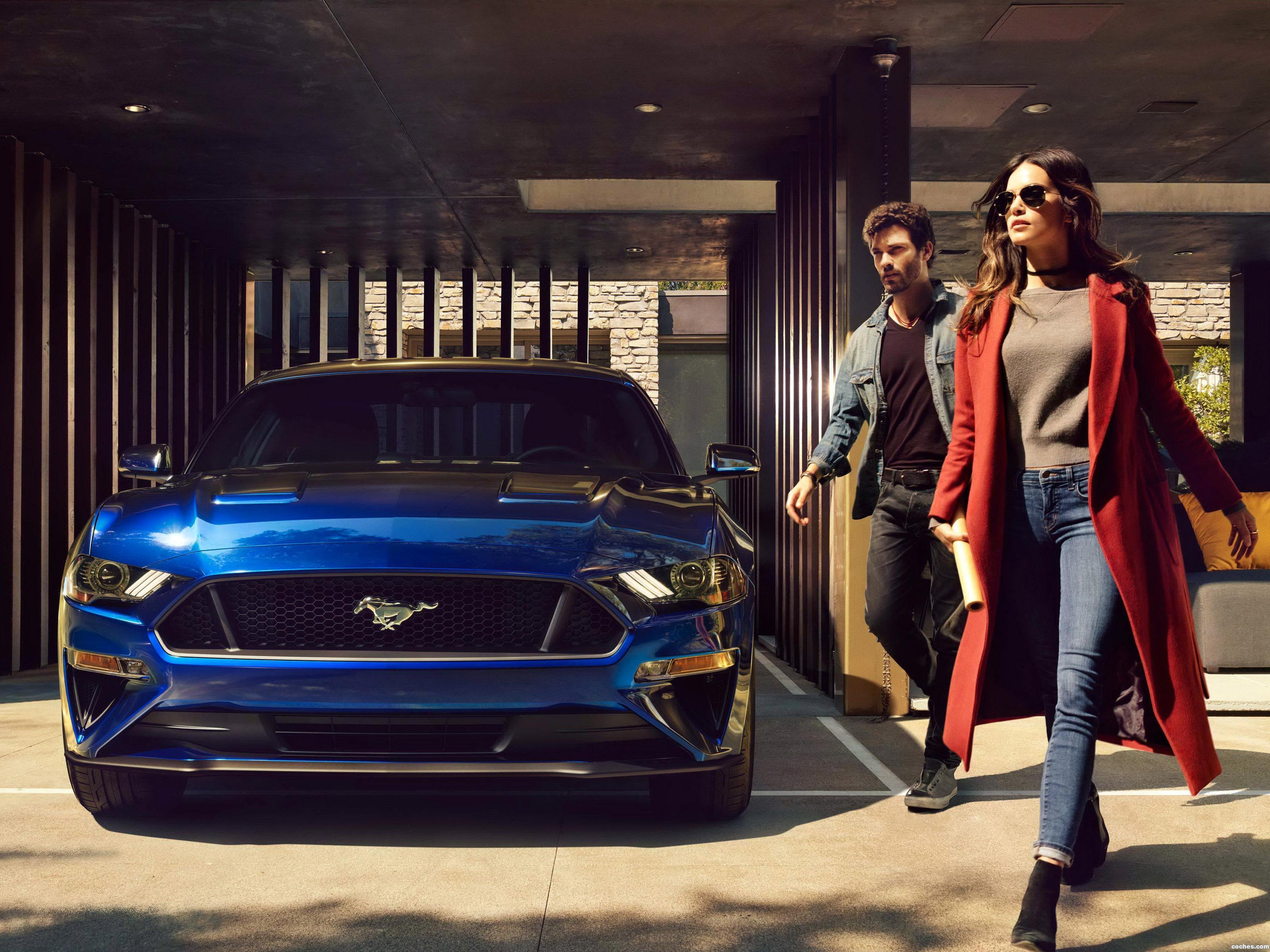 Foto 3 de Ford Mustang GT Fastback USA 2017