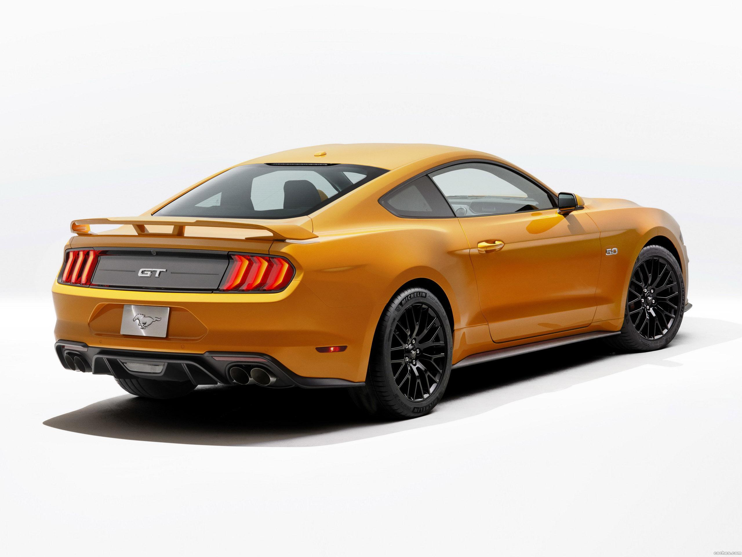 Foto 6 de Ford Mustang GT Fastback USA 2017