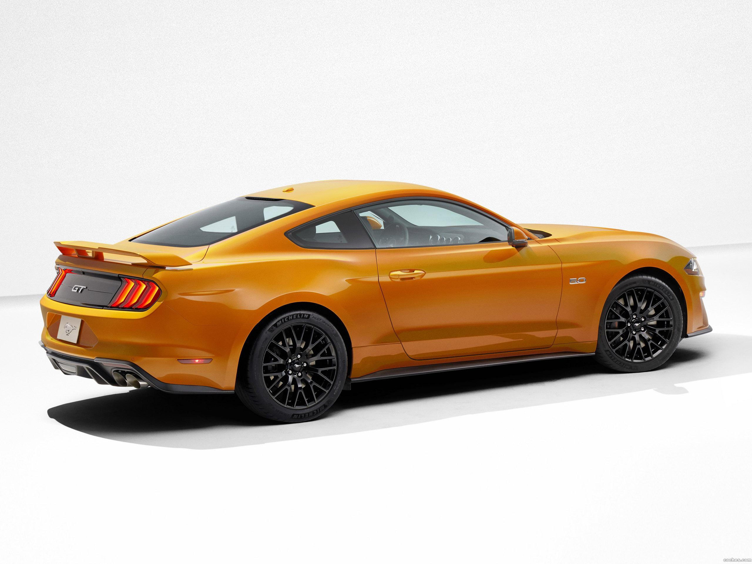 Foto 5 de Ford Mustang GT Fastback USA 2017