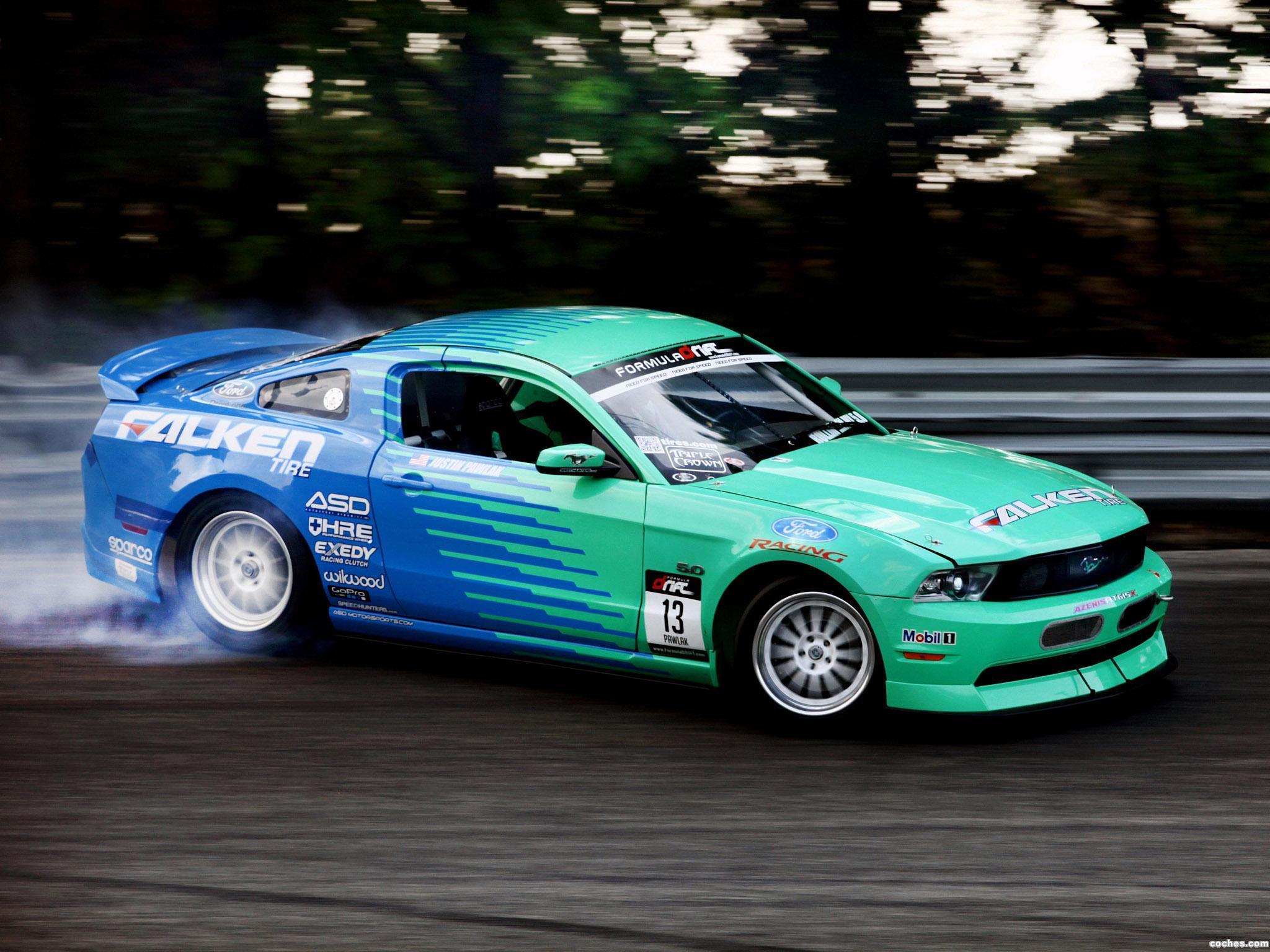 Foto 1 de Ford Mustang GT Formula Drift 2010