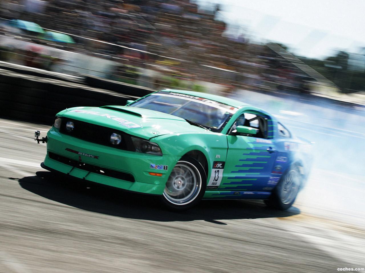 Foto 0 de Ford Mustang GT Formula Drift 2010