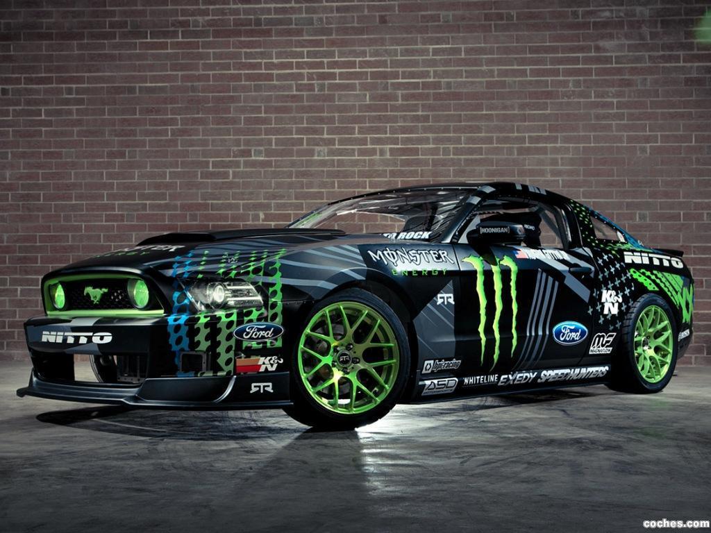 Foto 0 de Ford Mustang GT Formula Drift 2013