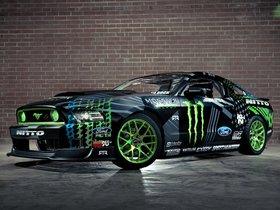 Fotos de Ford Mustang GT Formula Drift 2013