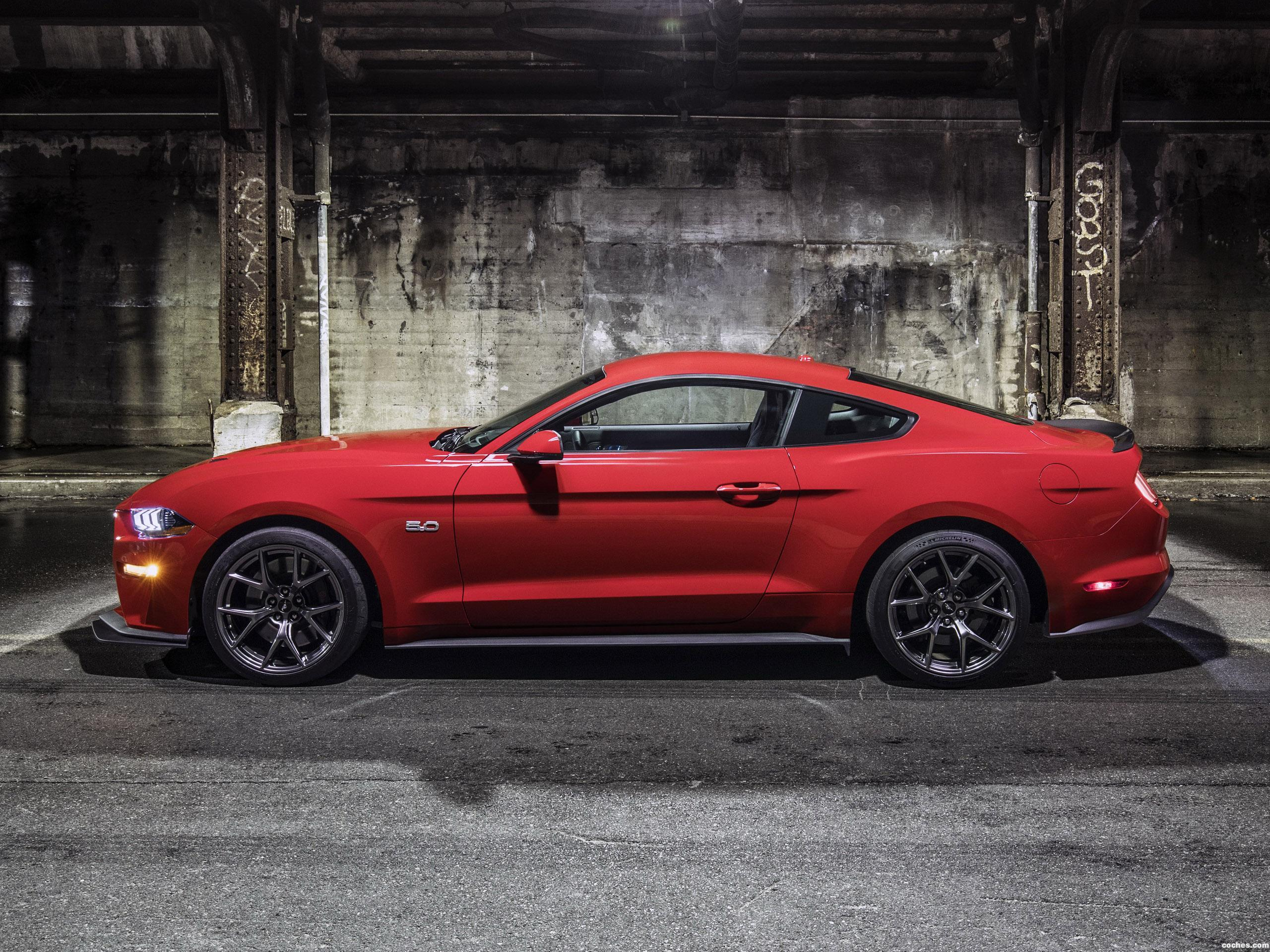 Foto 2 de Ford Mustang GT Performance Pack Level 2  2017