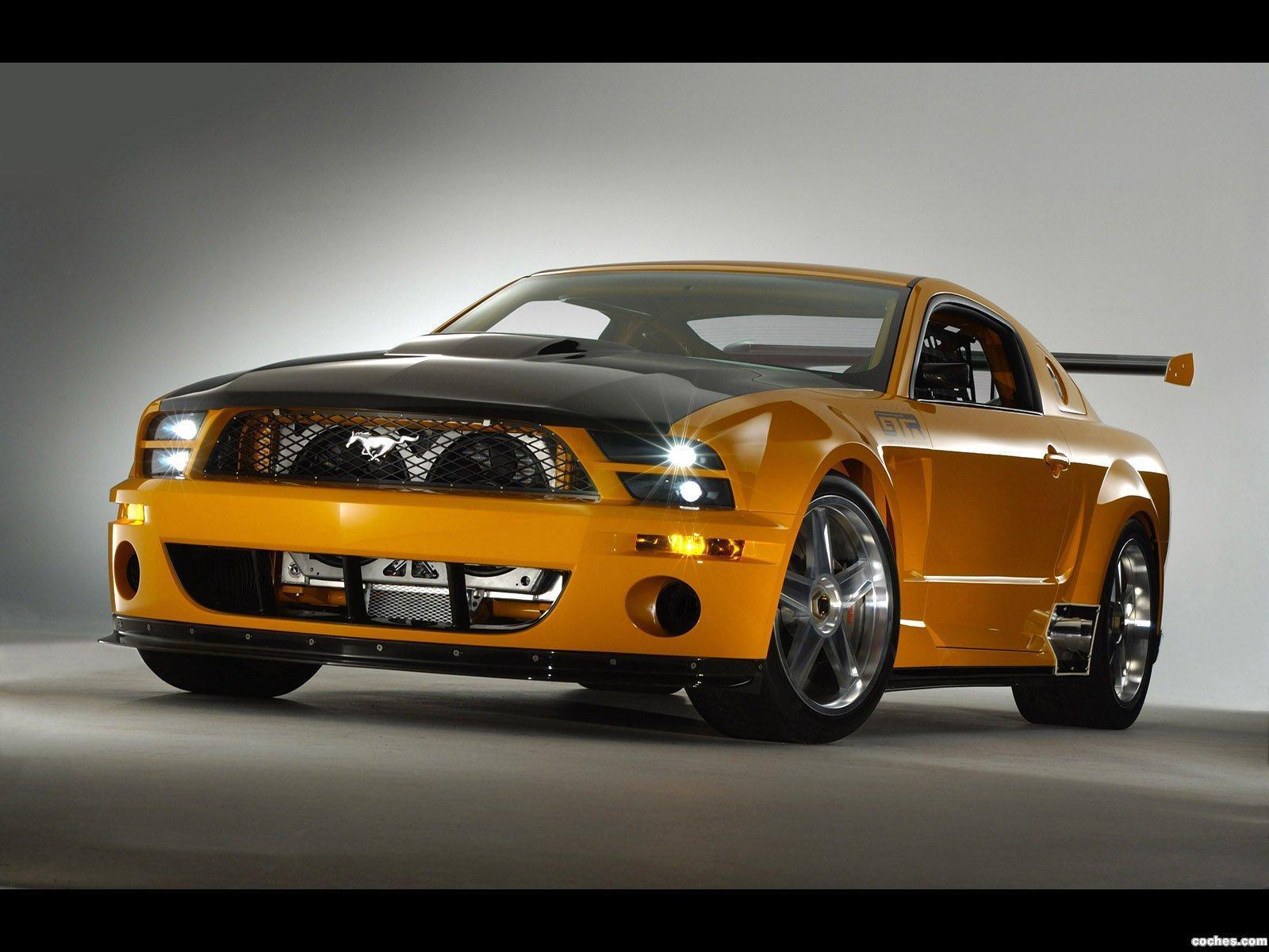 Foto 0 de Ford GT-R Concept 2004