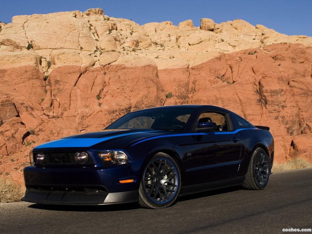 Foto 0 de Ford Mustang GT RTR Vaughn Gittin Jr. Edition 2010