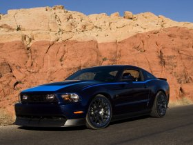 Fotos de Ford Mustang GT RTR Vaughn Gittin Jr. Edition 2010