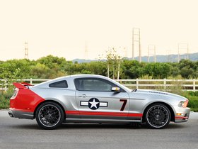 Ver foto 2 de Ford Mustang GT Red Tails 2012