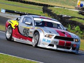 Ver foto 11 de Ford Mustang GT3 2010