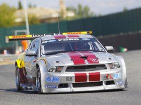 Ver foto 2 de Ford Mustang GT3 2010