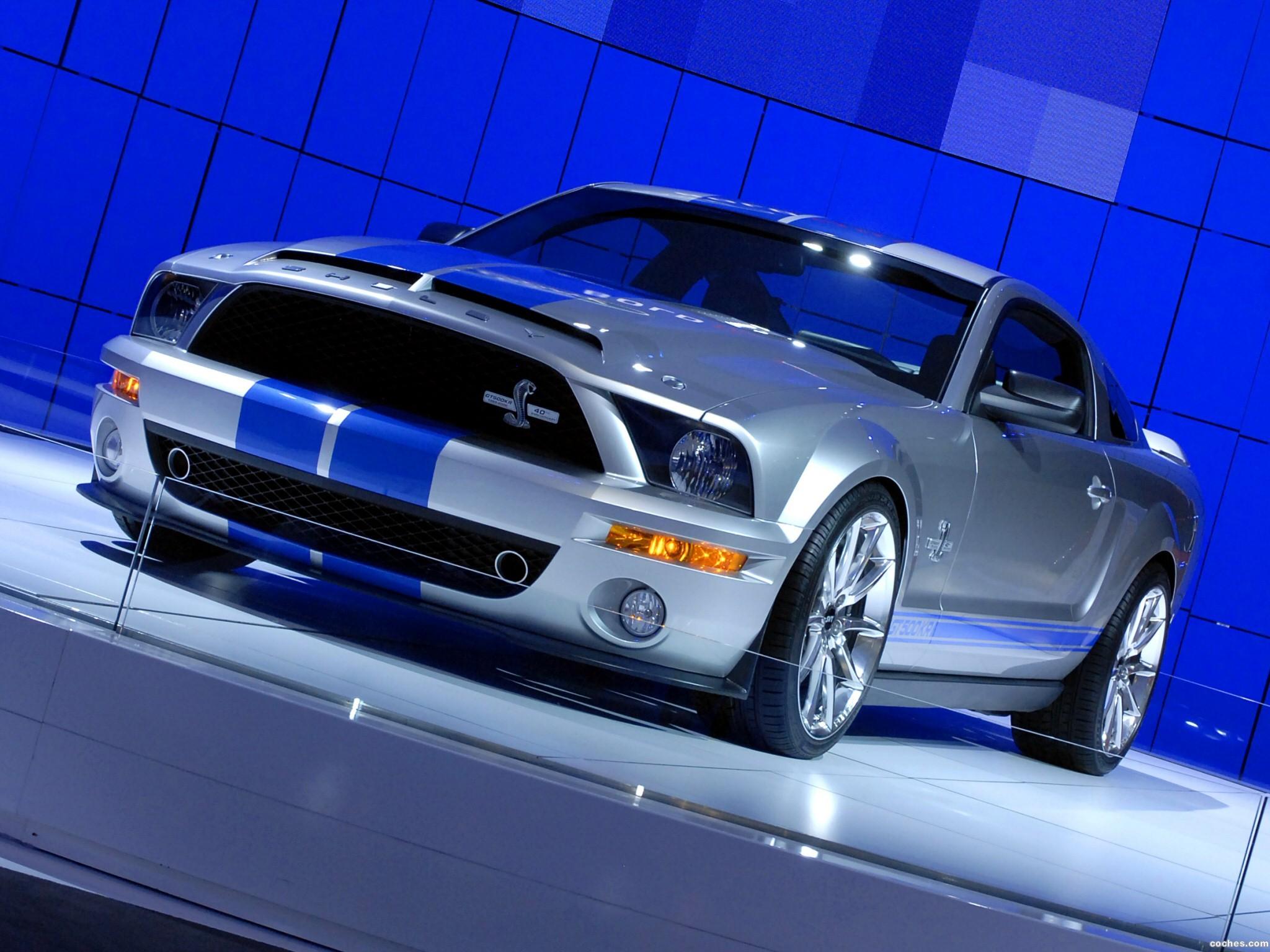 Foto 0 de Ford Mustang GT500KR 2007