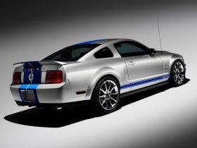 Ver foto 3 de Ford Mustang GT500KR 2007