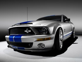 Ver foto 2 de Ford Mustang GT500KR 2007