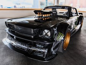 Fotos de Ford Mustang Hoonigan RTR by Ken Block 2014