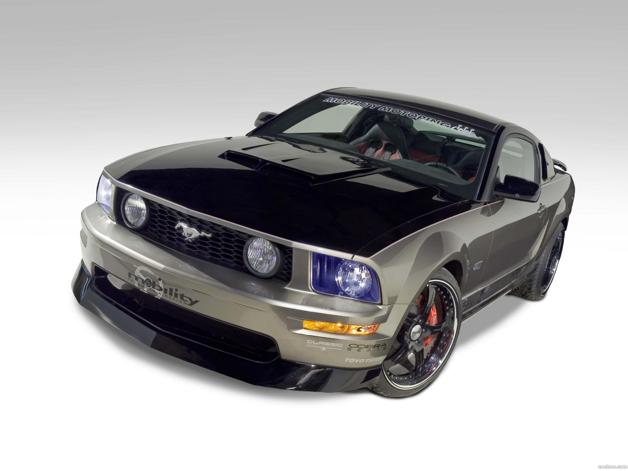 Foto 0 de Ford Mustang Individual 2006
