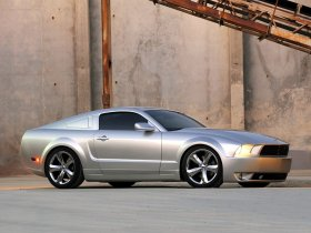 Ver foto 4 de Ford Mustang Iacocca 45th Anniversary Silver Edition 2009