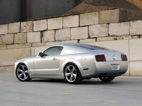 Ver foto 3 de Ford Mustang Iacocca 45th Anniversary Silver Edition 2009
