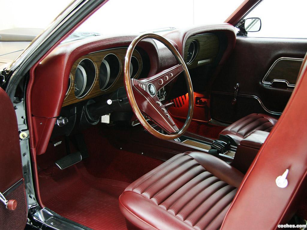 Foto 8 de Ford Mustang Mach 1 1969