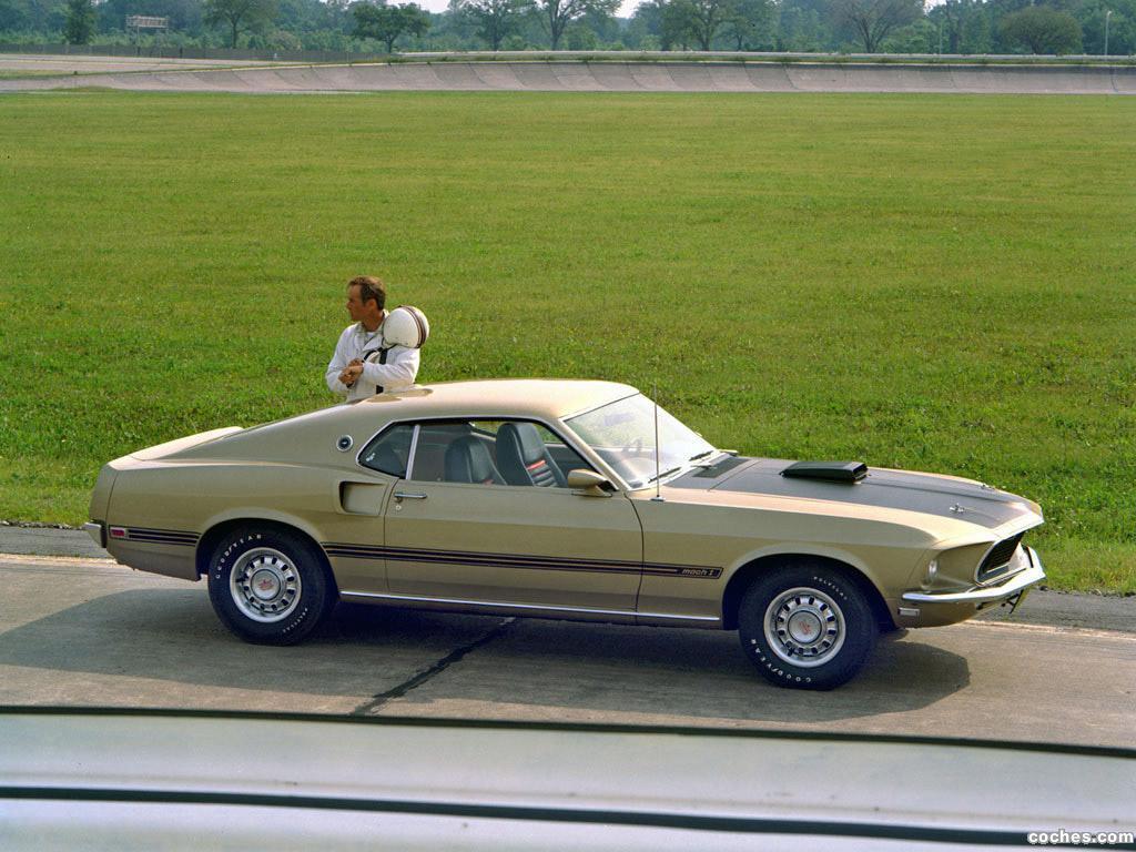 Foto 7 de Ford Mustang Mach 1 1969