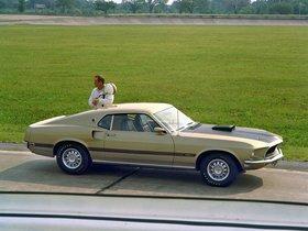 Ver foto 8 de Ford Mustang Mach 1 1969