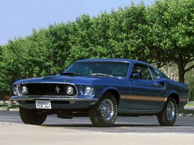 Ver foto 5 de Ford Mustang Mach 1 1969