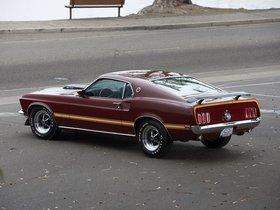 Ver foto 4 de Ford Mustang Mach 1 1969