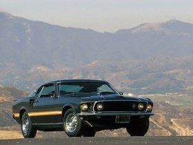 Ver foto 3 de Ford Mustang Mach 1 1969
