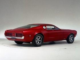 Ver foto 2 de Ford Mustang Mach 1 Prototype No2 1965