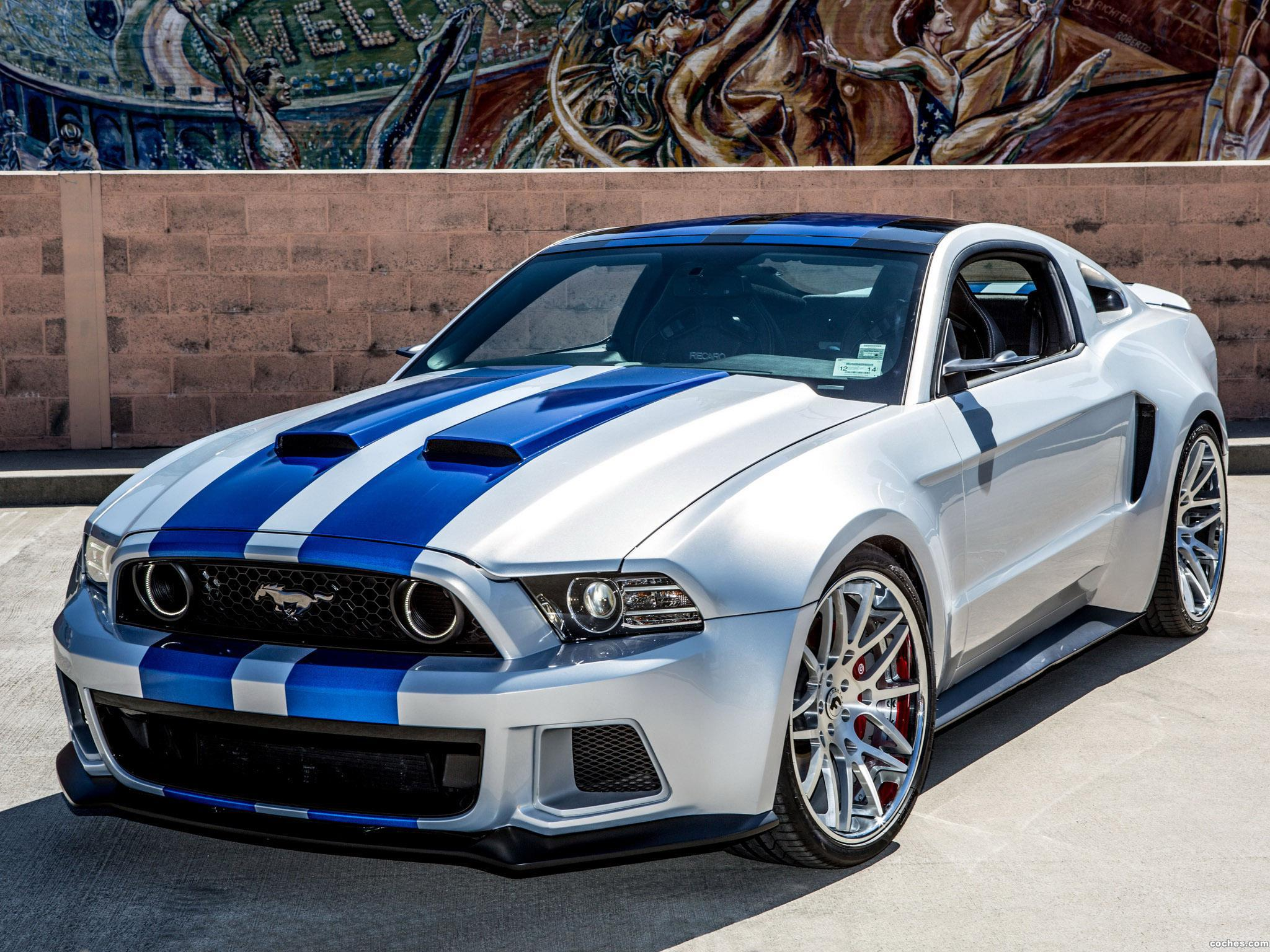 Foto 0 de Ford Mustang Need For Speed 2013