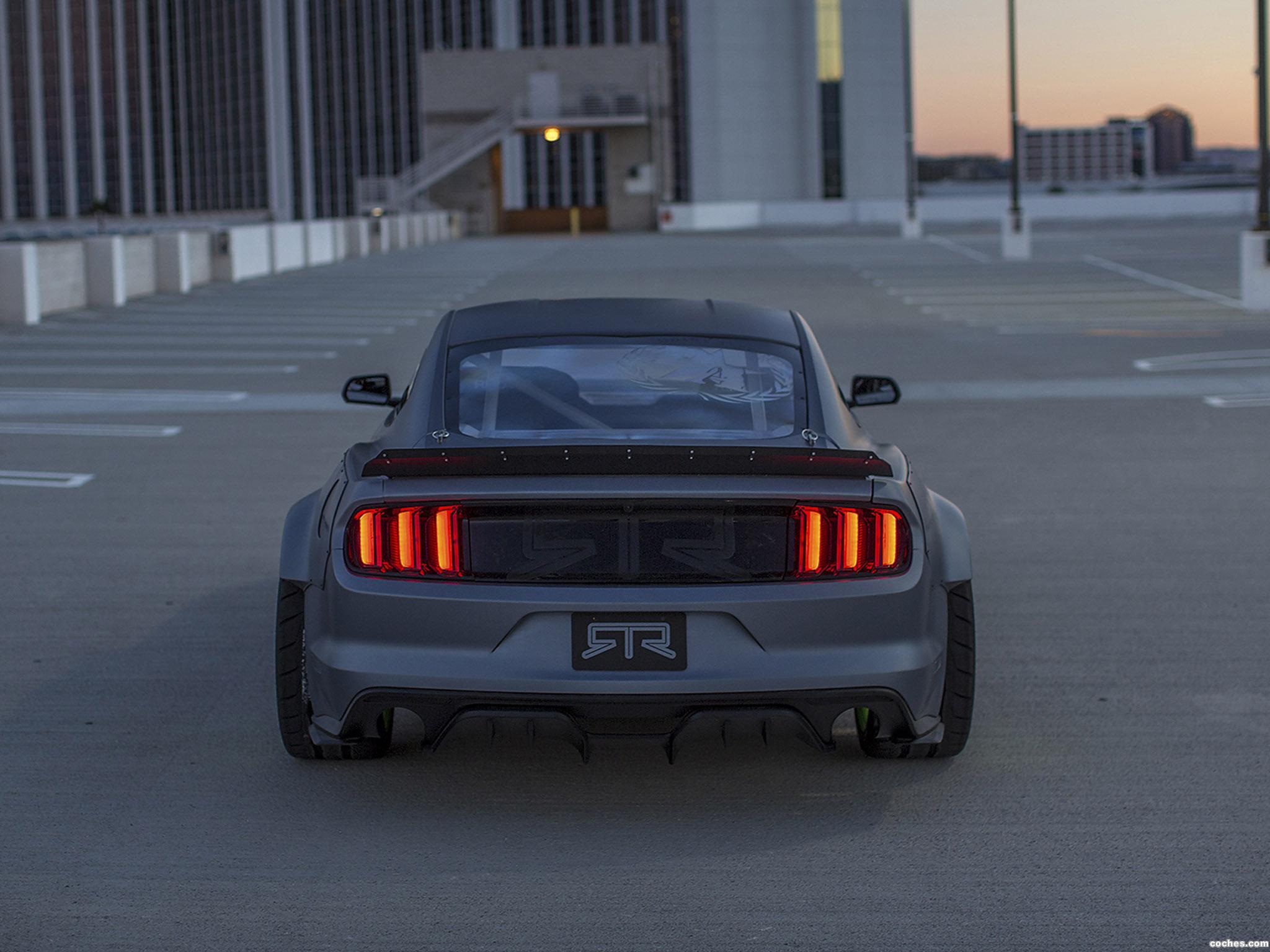 Foto 1 de Ford Mustang RTR Spec 5 Concept 2015