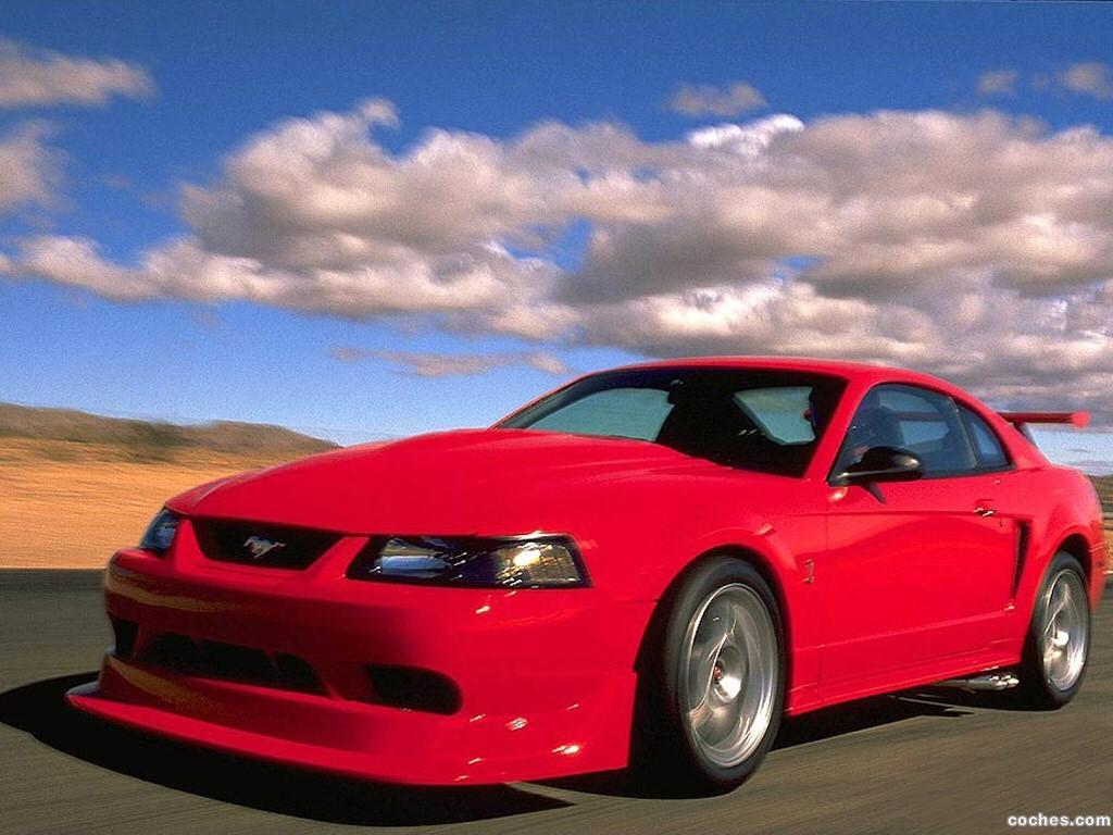 Foto 0 de Ford Mustang SVT Cobra R 2000