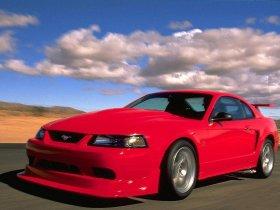 Fotos de Ford Mustang SVT Cobra R 2000