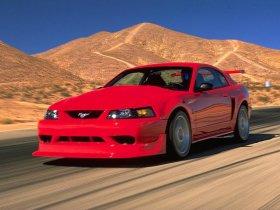 Ver foto 3 de Ford Mustang SVT Cobra R 2000