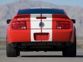 Ver foto 5 de Ford Mustang Shelby GT500 2007