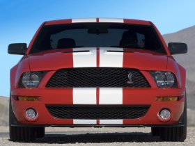Ver foto 4 de Ford Mustang Shelby GT500 2007