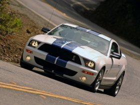 Ver foto 3 de Ford Mustang Shelby GT500 2007