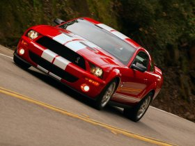 Fotos de Ford Mustang Shelby GT500 2007