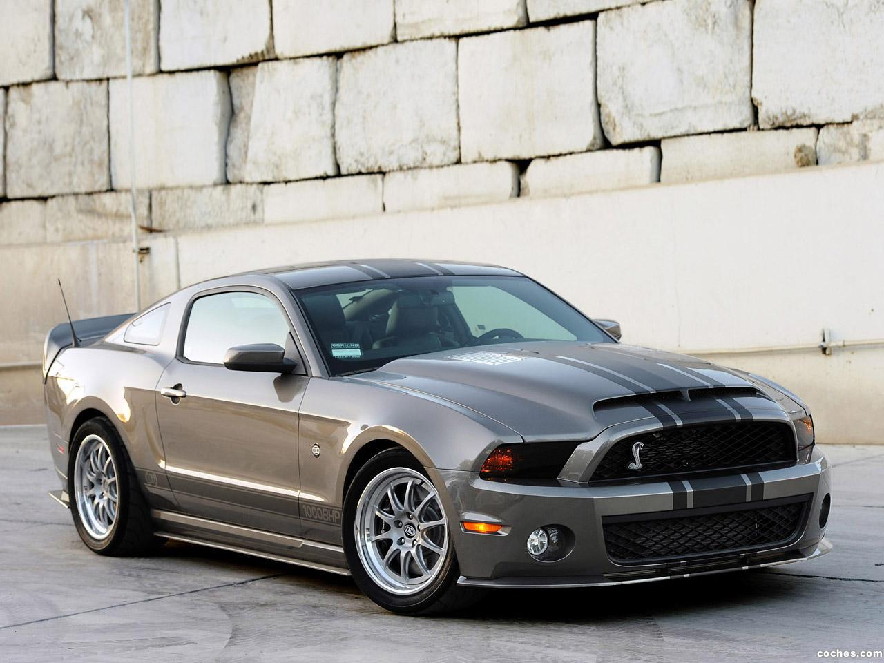 Foto 0 de Ford Mustang UBB 1000HP 2012
